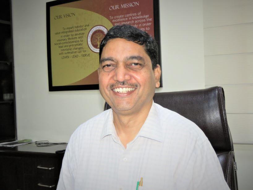 VC A K Singh 2