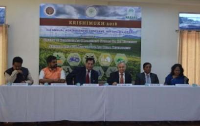 Agri-business conclave- Krishimukh, 2018