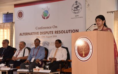 National Conference on Alternative Dispute Resolution