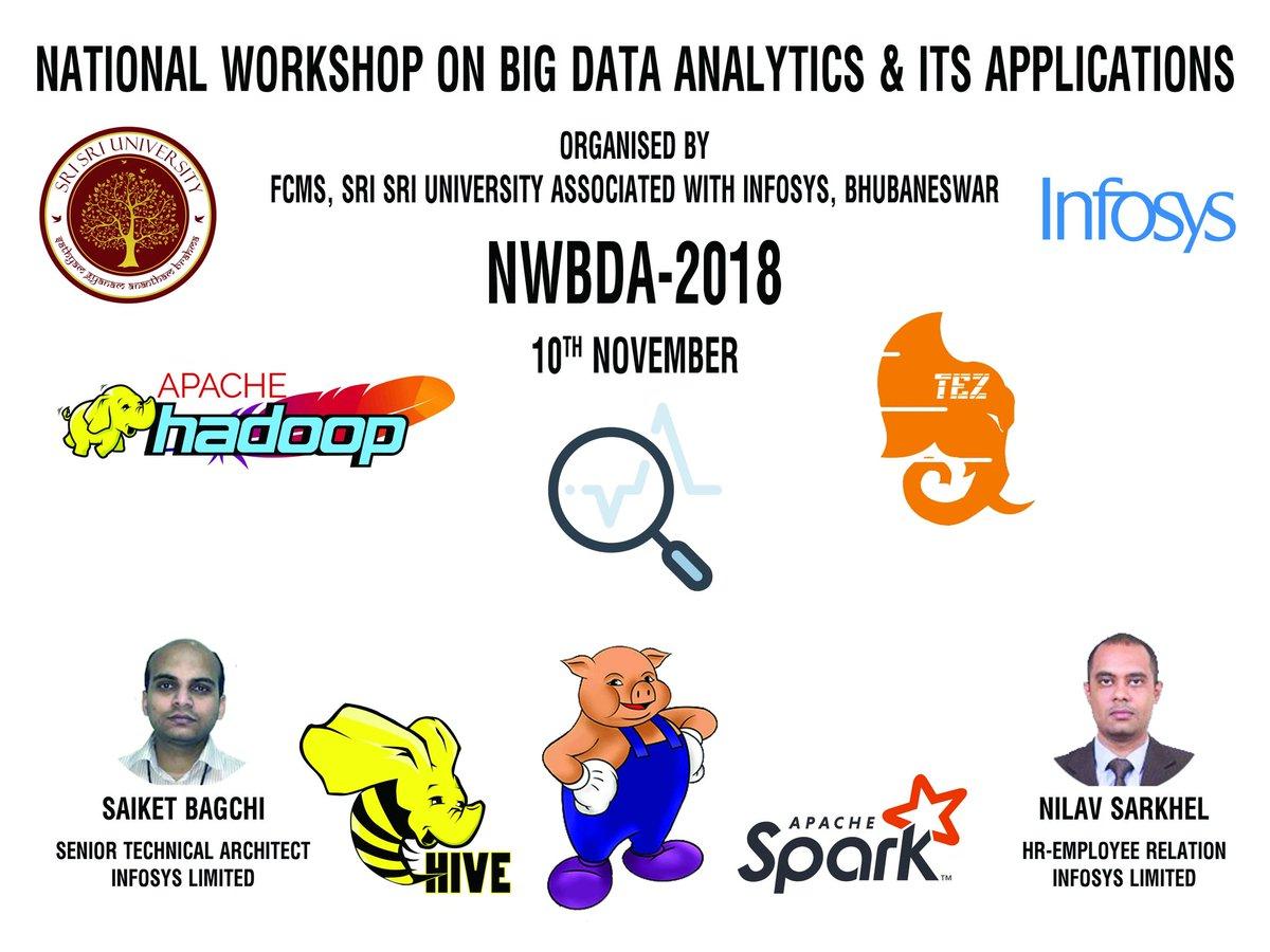 National Workshop on Big Data Analytics & its Application