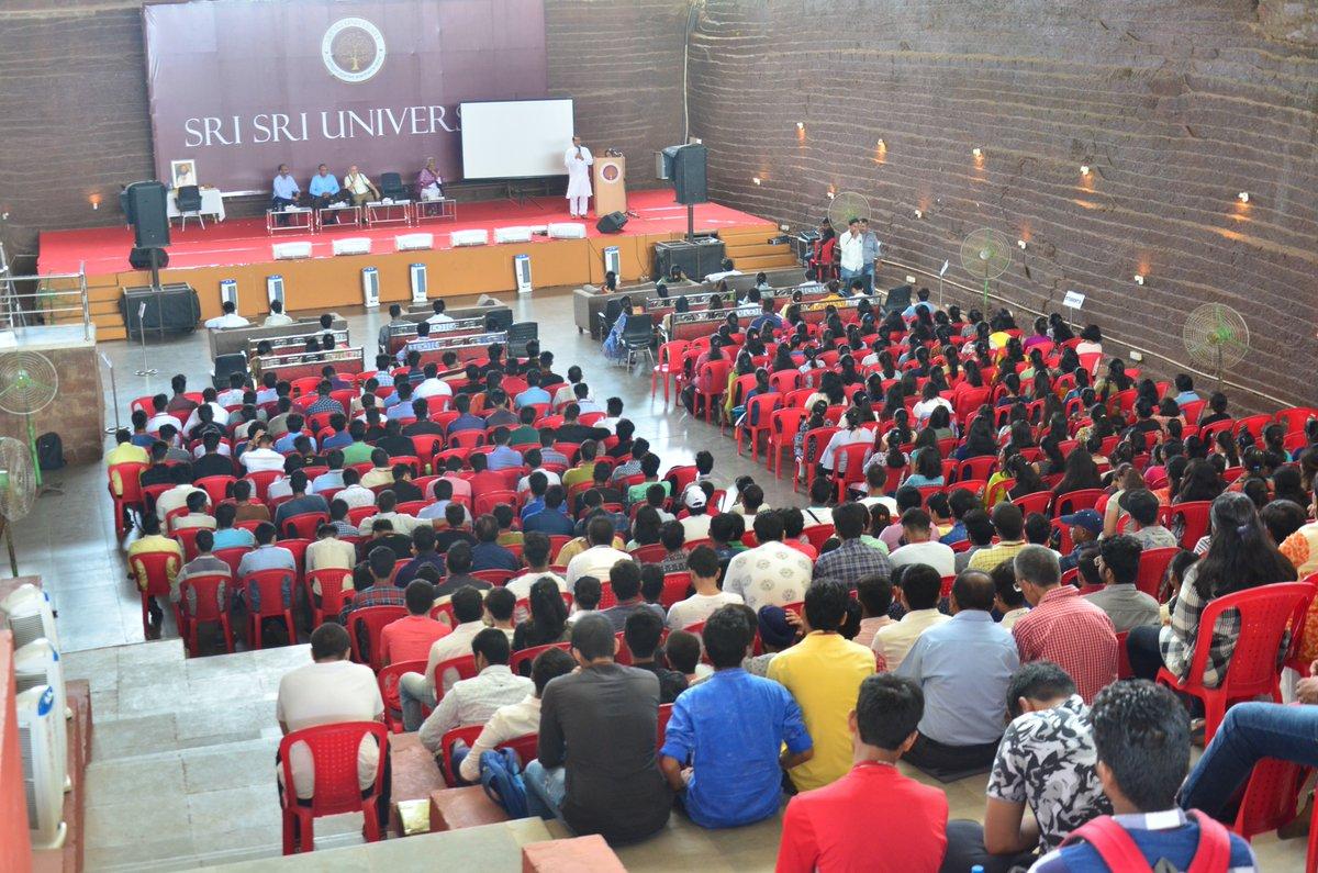A detailed orientation program for Under Graduate students, batch 2018.