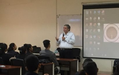 An interactive session with Shri Ajay Bagga