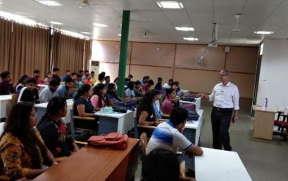 Guest  Lecture: ACCOUNTING IN BUSINESS