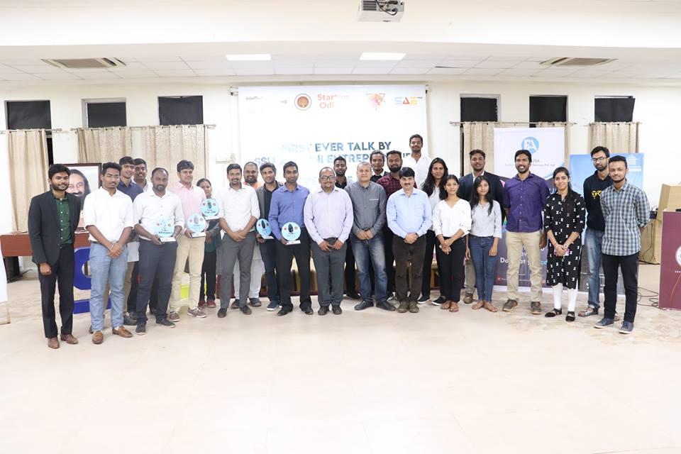 SAE- Talks- SSU Alumni Entreprenuers