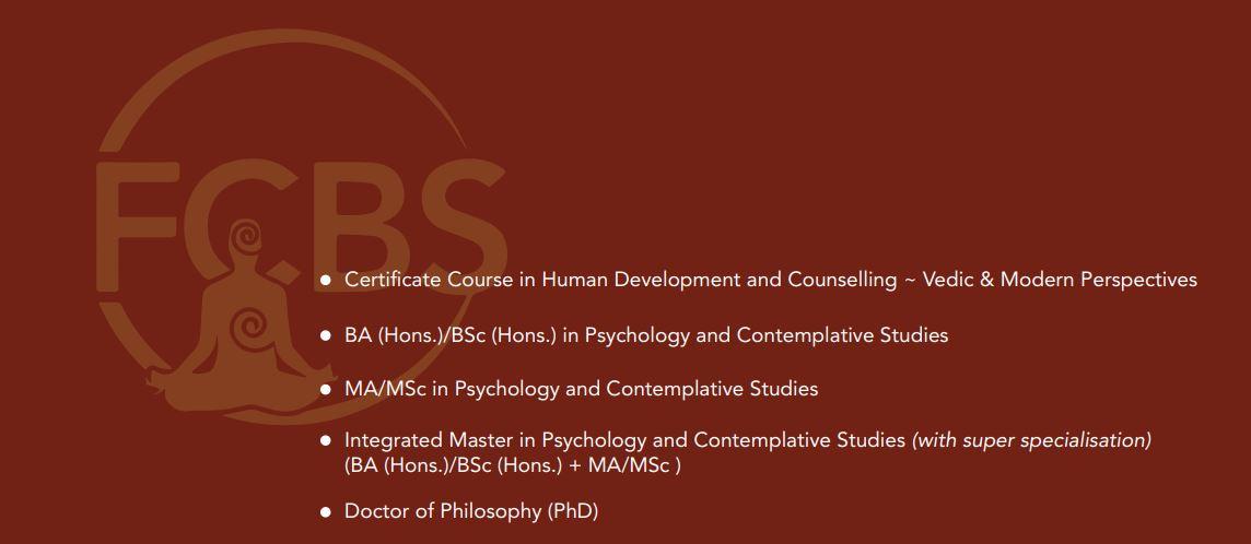 FCBS-Courses