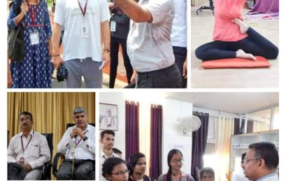 Yoga enthusiasts to take this incredible journey ofmind, body and soul