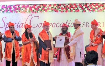 Special Convocation (20 September)