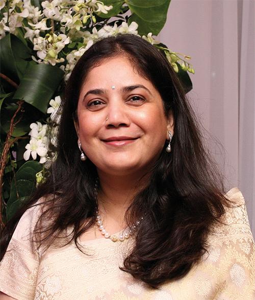 Rajita-Kulkarni-President