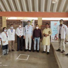 Sri Sri Ayurveda Hospital,Cuttack is immensely delighted to have launched 'Swarnaprashana' in Pushya Nakshatra